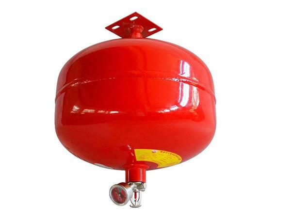 悬挂式七氟丙烷气体灭火装置(定温型)
