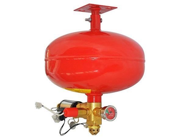 悬挂式七氟丙烷气体灭火装置(电磁型)