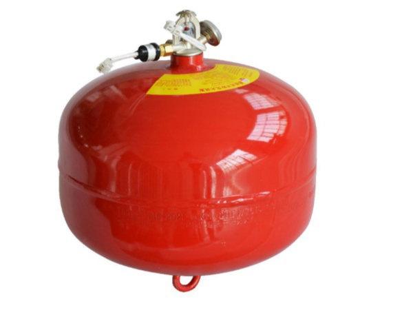 悬挂式超细干粉灭火装置(贮压式)