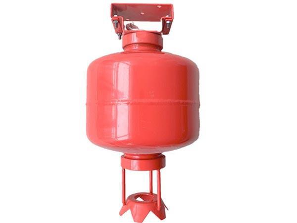 悬挂式超细干粉灭火装置(非贮压式)