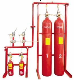 IG541 气体灭火设备