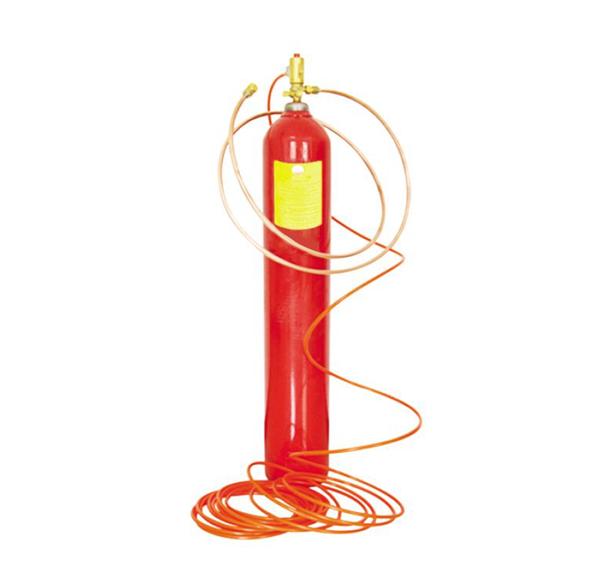 二氧化碳间接式火探管灭火装置