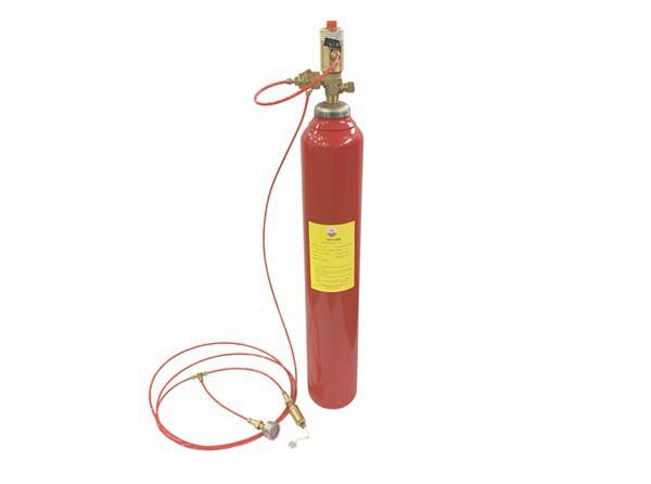 二氧化碳直接式火探管灭火装置